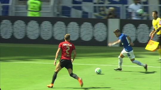 """Mano vê Cruzeiro """"em afirmação"""" e destaca importância de gol no 1º tempo"""