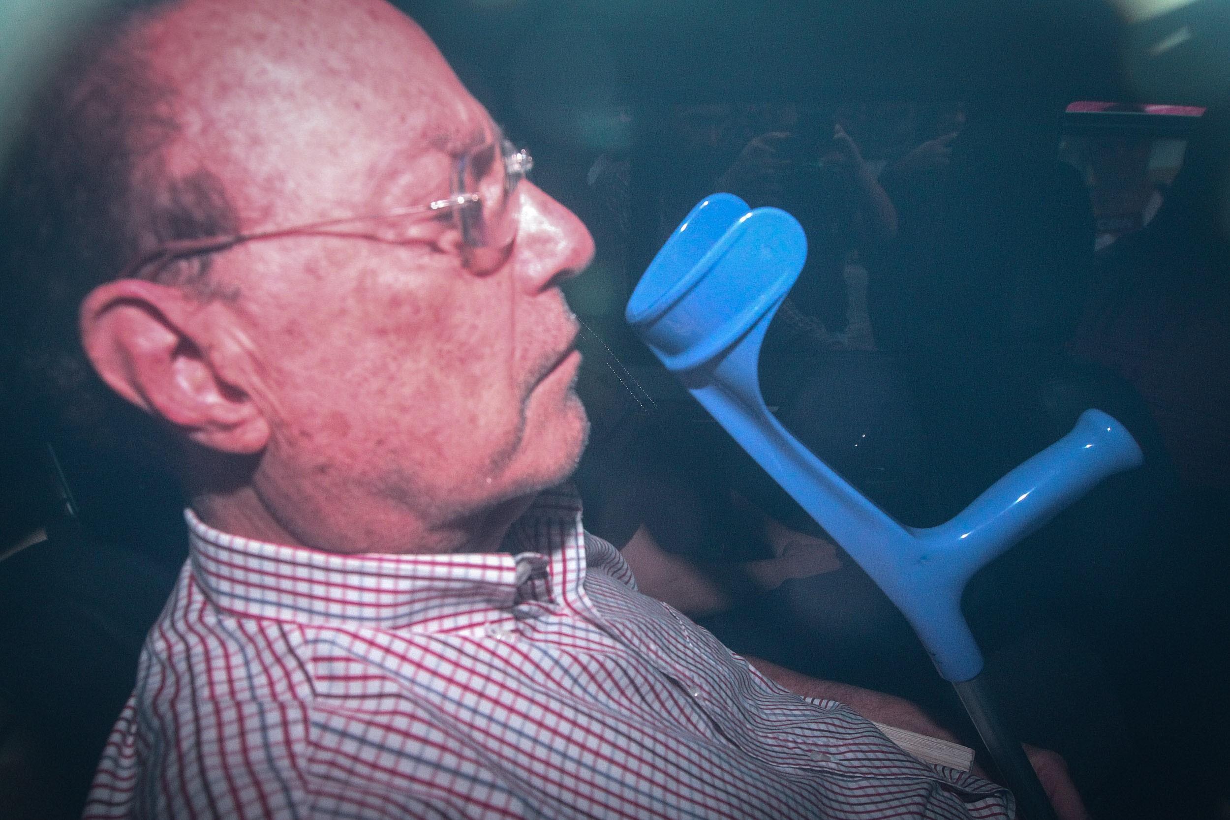 Paulo Maluf chega a Brasília para cumprir pena no presídio da Papuda