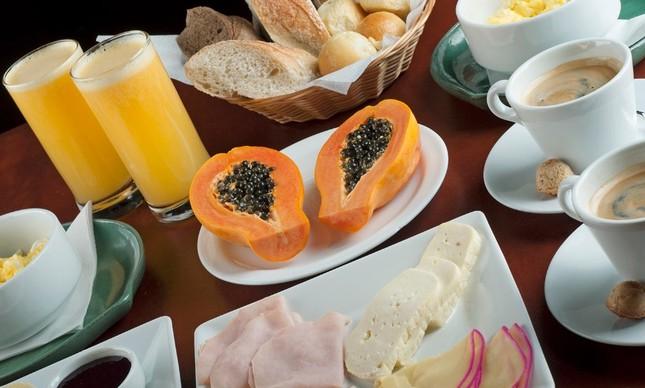Emporio Urukum: Café da manhã aos fins de semana