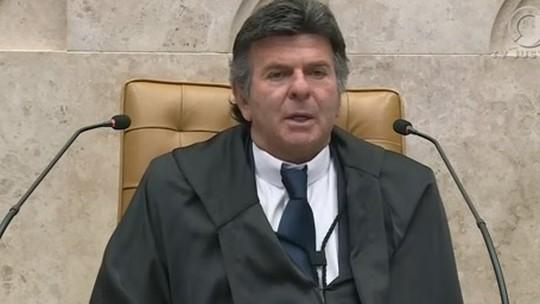 Foto: (Reprodução/TV Justiça)