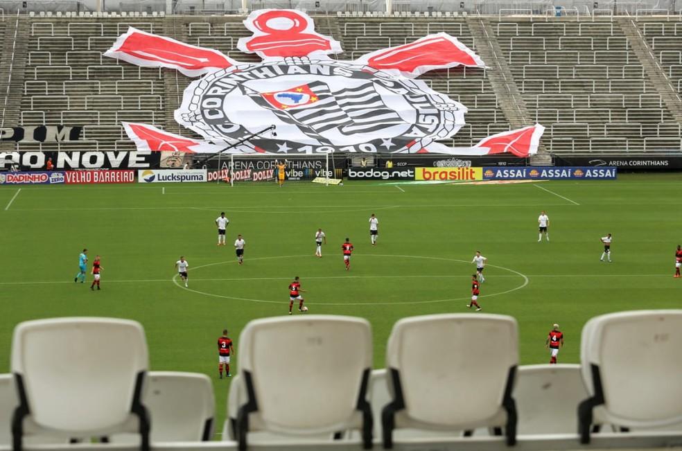 Corinthians x Ituano  — Foto: Agência Corinthians