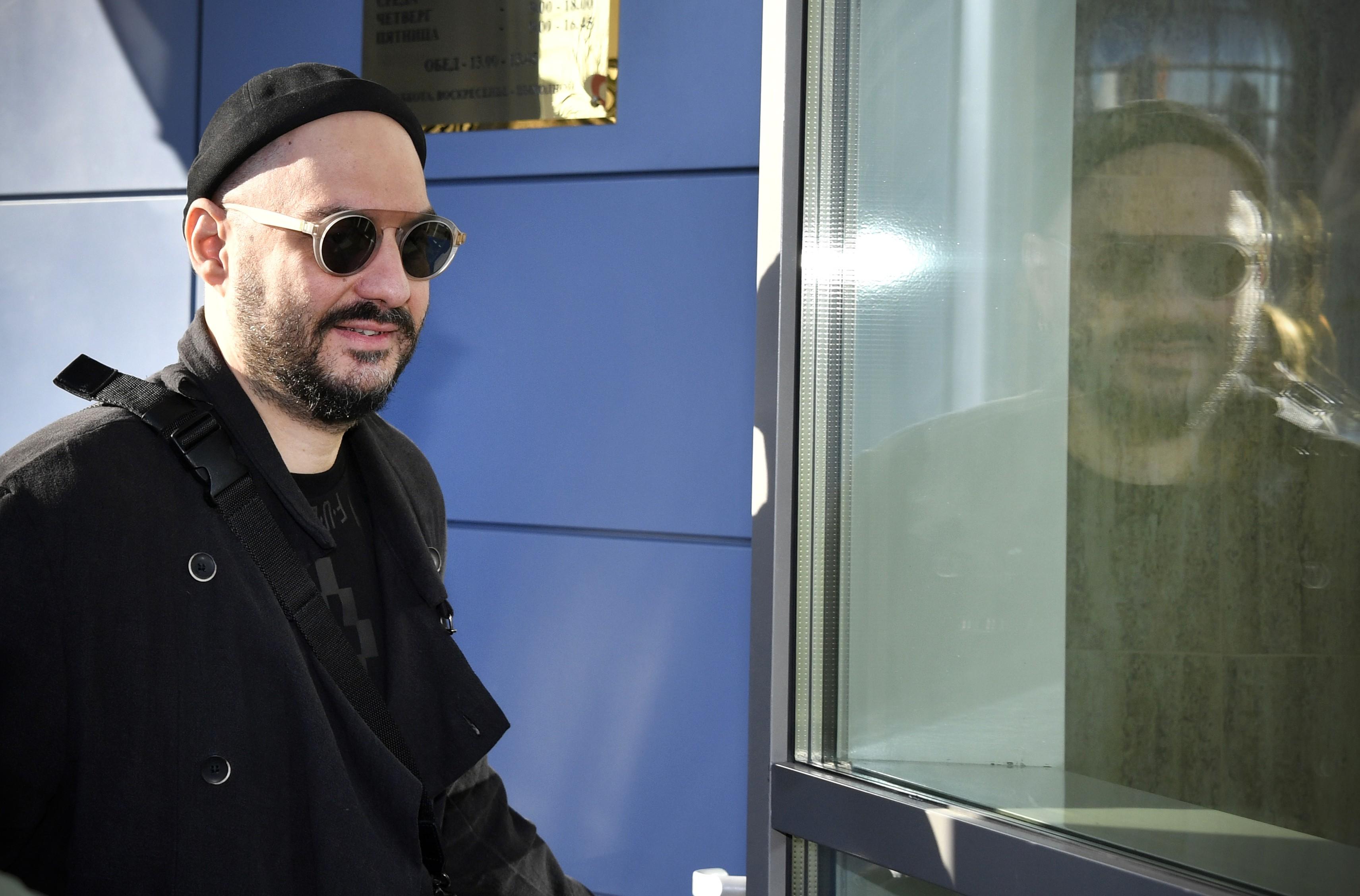 Kirill Serebrennikov começa a ser julgado na Rússia após acusação de desvio de recursos