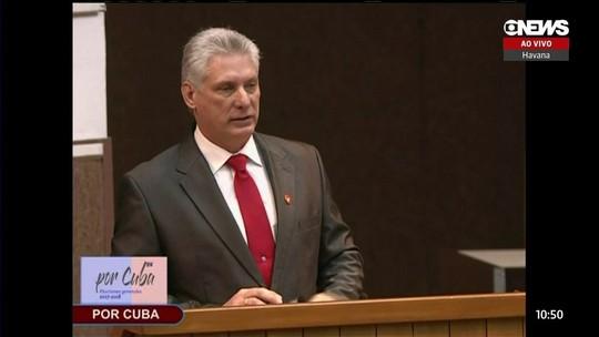Miguel Díaz-Canel é o sucessor de Raúl Castro em Cuba