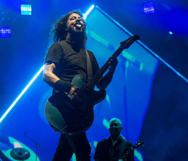 Dave Grohl, do Foo Fighters (Foto: Divulgação / Marcos Hermes)
