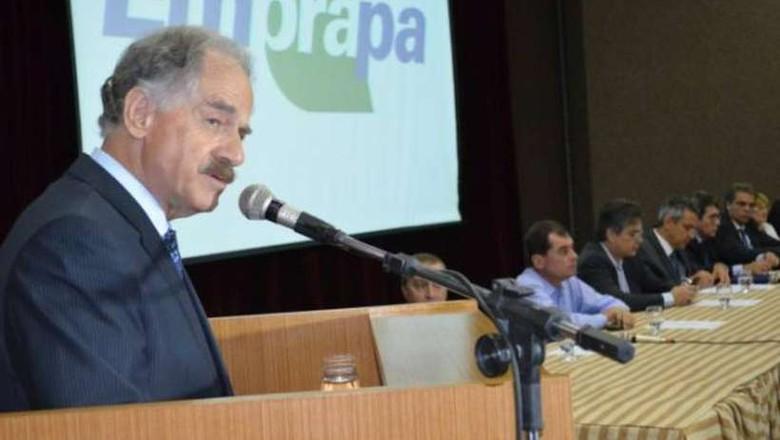 sebastiao-barbosa-presidente-embrapa (Foto: Divulgação)