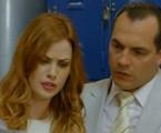 Daniel Boaventura e Mayana Moura em cena de 'Guerra dos sexos' | Reprodução