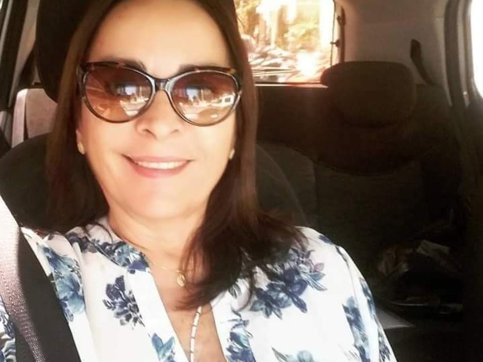 Servidora foi dopada e assassinada em Fortaleza — Foto: Arquivo pessoal