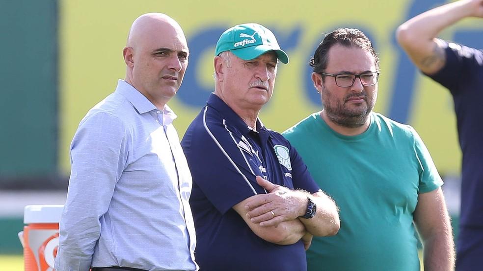 11 trocas em 6 anos: desde 2013, Palmeiras não consegue