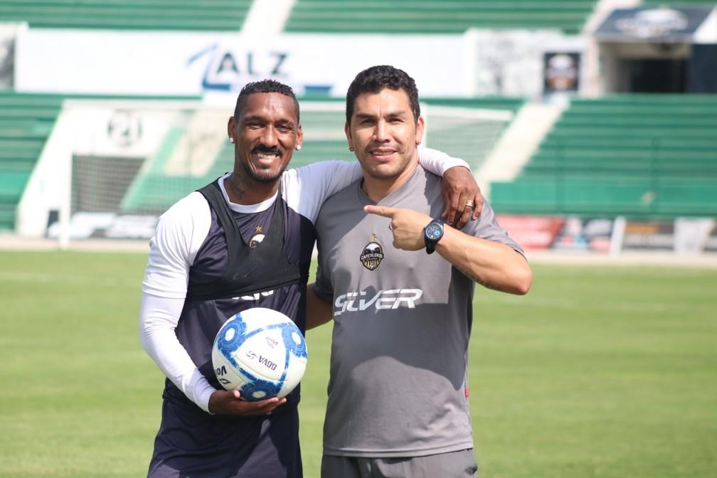 Carrasco de brasileiros, Cabañas retoma vida no México quase dez ...