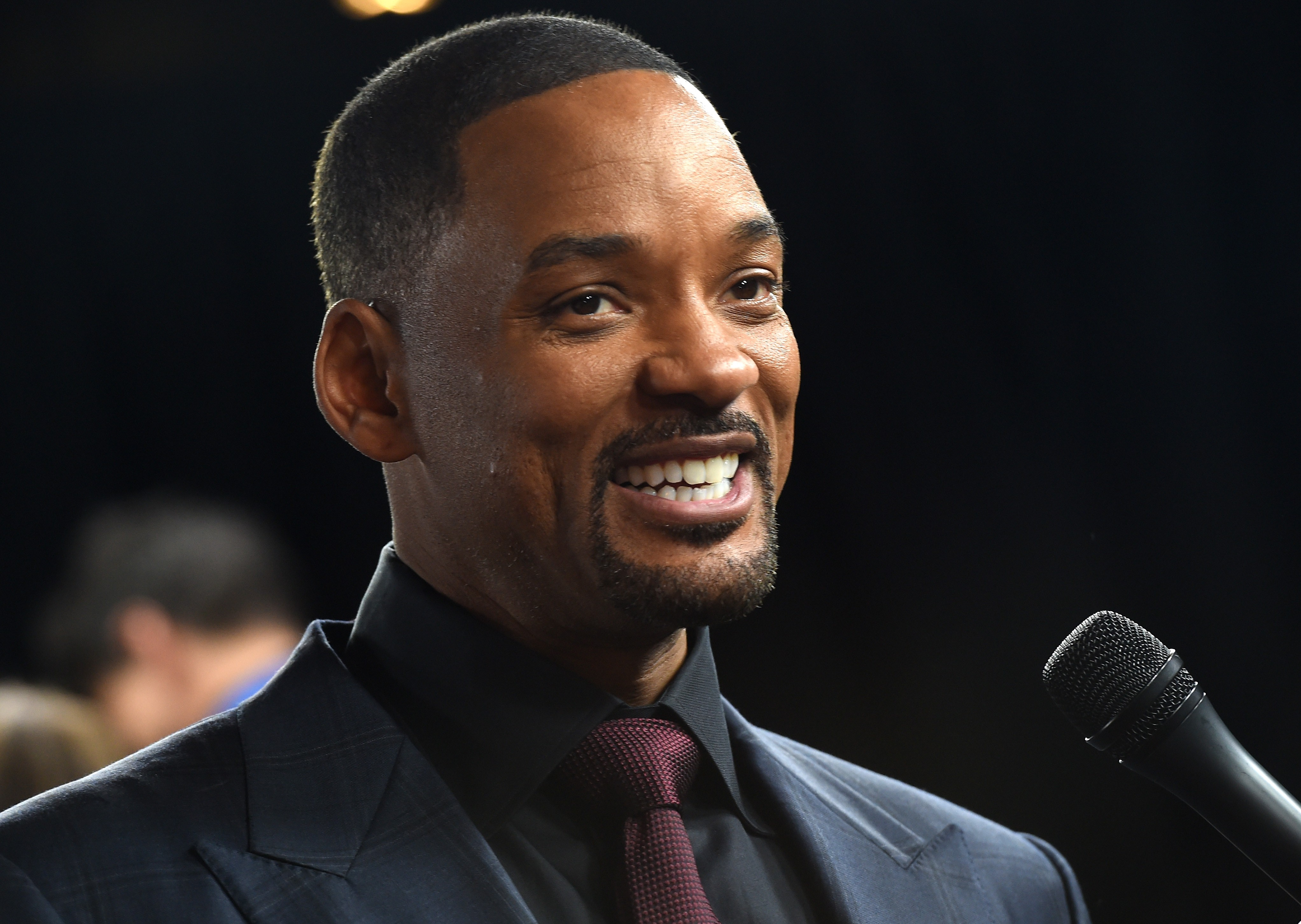 O ator Will Smith (Foto: Getty Images)