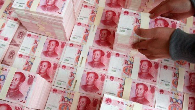 Como a desvalorização da moeda chinesa na guerra comercial com os EUA pode afetar o Brasil (Foto: Getty Images via BBC News Brasil)
