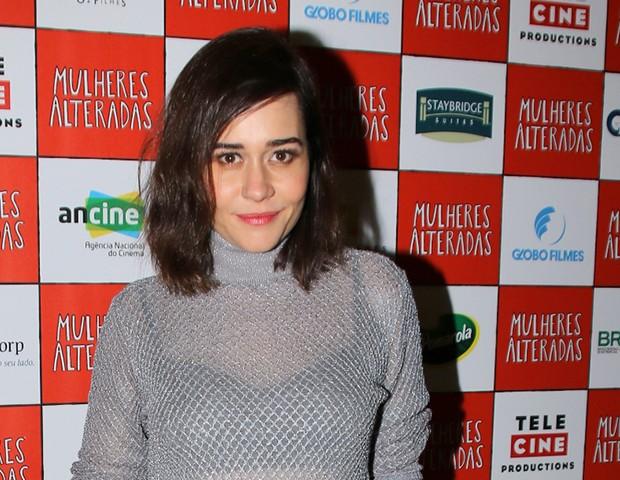 Alessandra Negrini (Foto: Thiago Duran/AgNews)