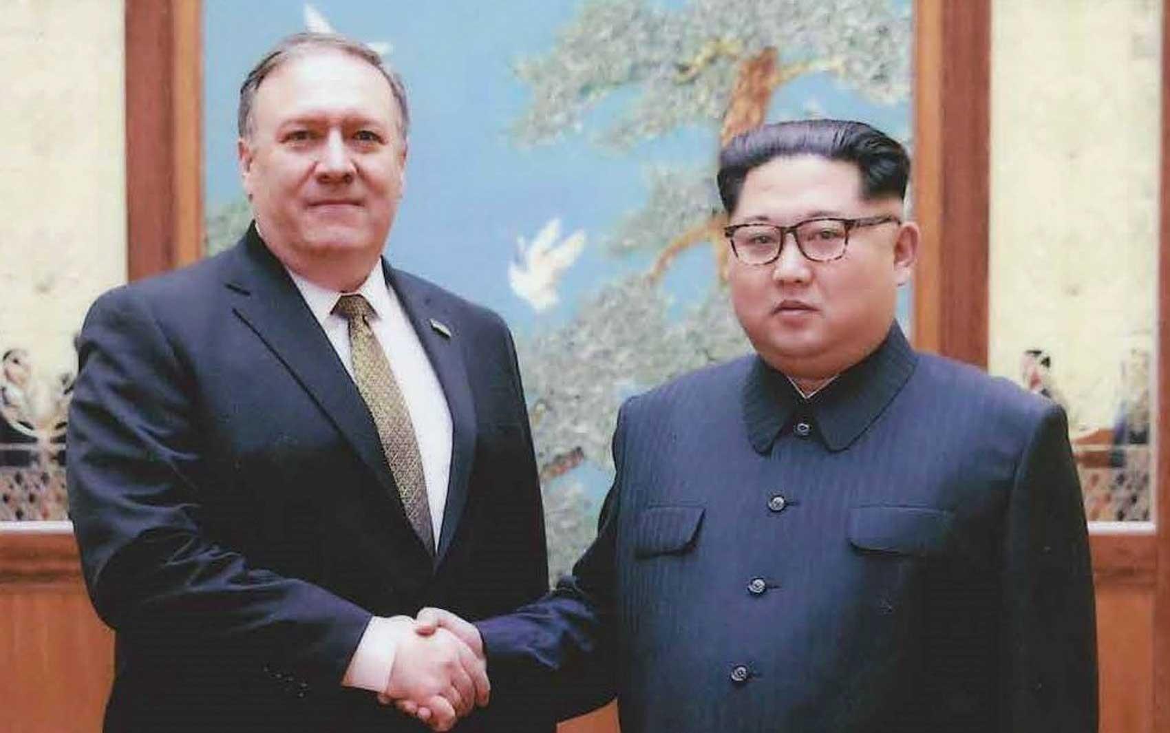Coreia do Norte pede aos EUA que Pompeo deixe negociações sobre desnuclearização