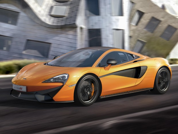 McLaren 570S (Foto: Divulgação)