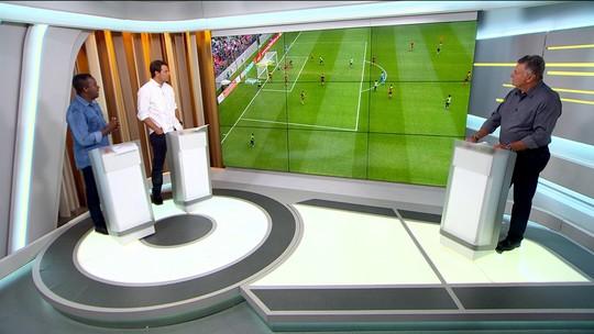 """""""A Regra é Clara"""" analisa trabalho de assistente em Sport x América-MG"""