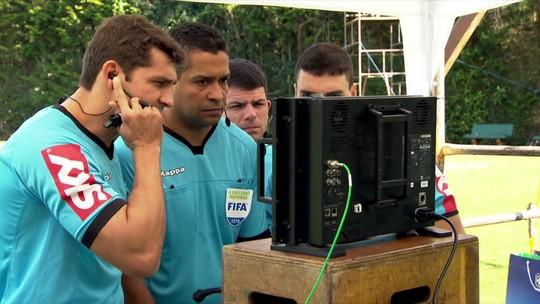 """""""Herói da Copa"""", VAR será implantado a partir das quartas-de-final da Copa do Brasil"""