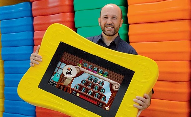 Playmove, startup fundada em 2013 (Foto: Divulgação)