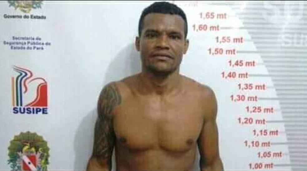 Celiandro dos Reis foi atingido por tiros durante ação policial e morreu — Foto: Susipe/Divulgação