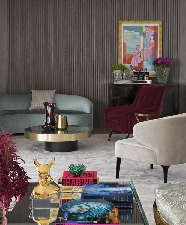 Arquiteto comenta os principais dilemas da decoração: É possível misturar estilos diferentes na decoração ou todos ambientes da casa devem seguir o mesmo estilo? (Foto: Divulgação)