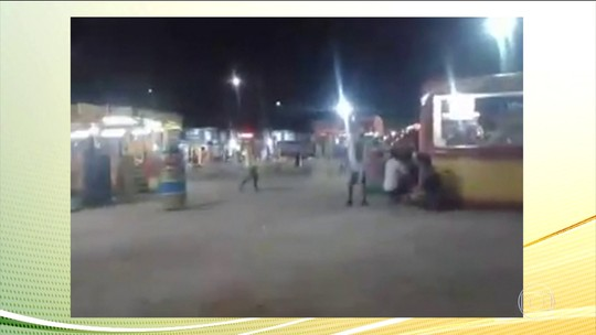 Tiroteio na frente de parque de diversões no RJ, no Dia das Crianças, deixa feridos