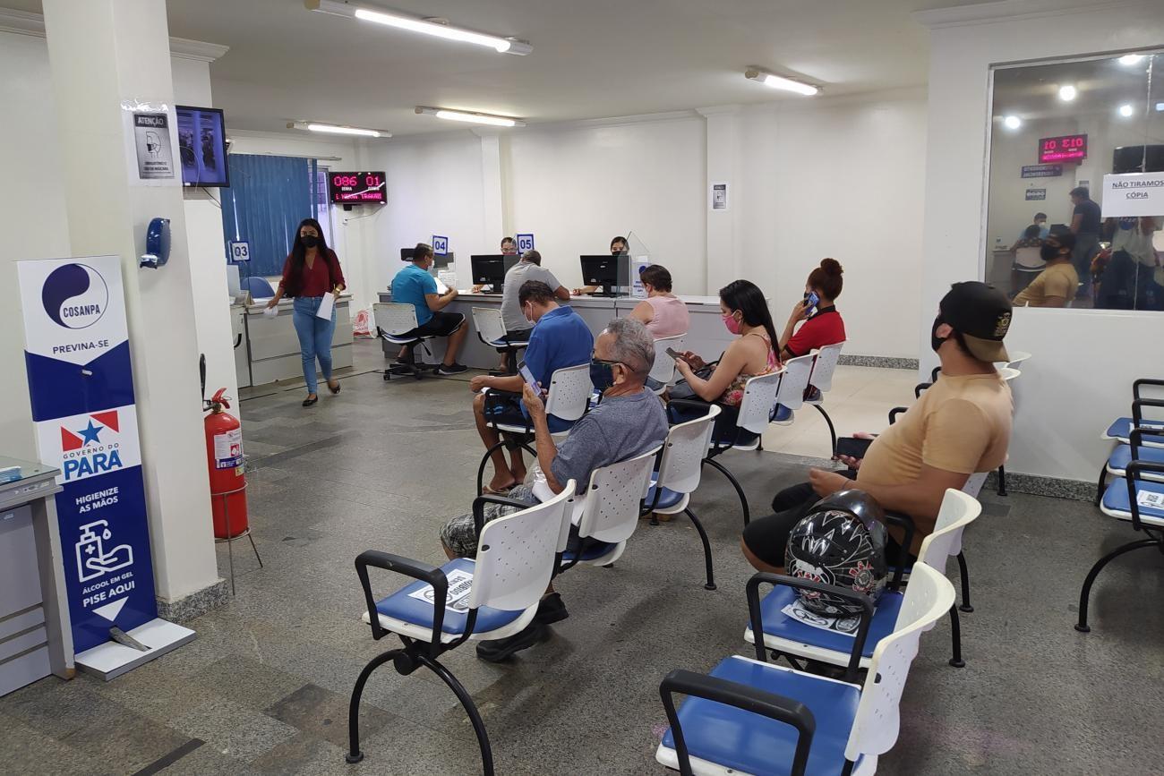 Cosanpa realiza campanha para negociação de débitos em 53 municípios do Pará