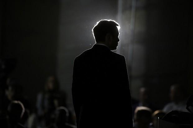 O CEO da Tesla e da SpaceX, Elon Musk (Foto: Joshua Lott/Getty Images)
