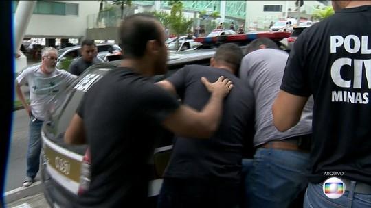 Policiais de MG que trocaram tiros com policiais de SP são presos