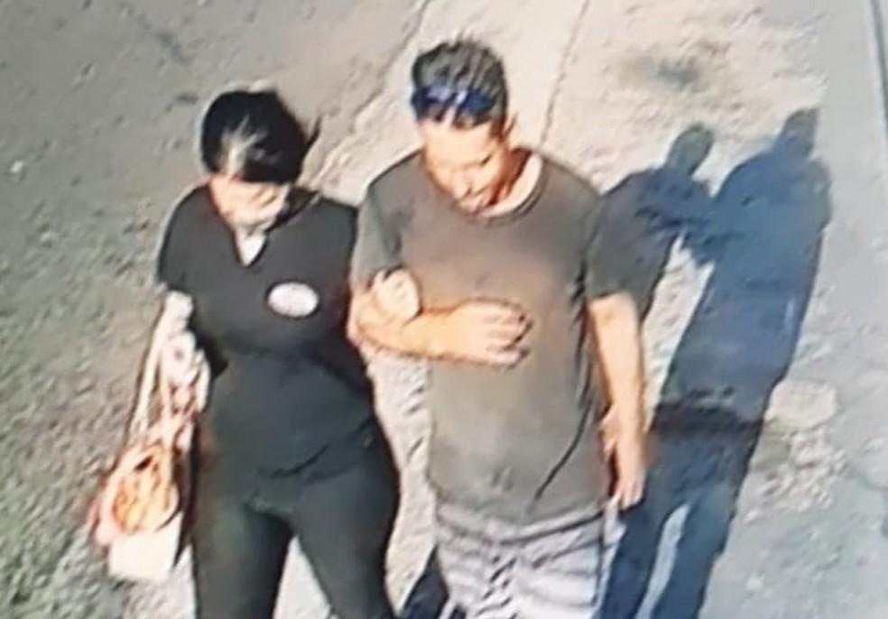 Homem obriga mulher a fingir ser sua namorada para tentar estuprá-la no Centro de Teresina — Foto: Divulgação/PCPI
