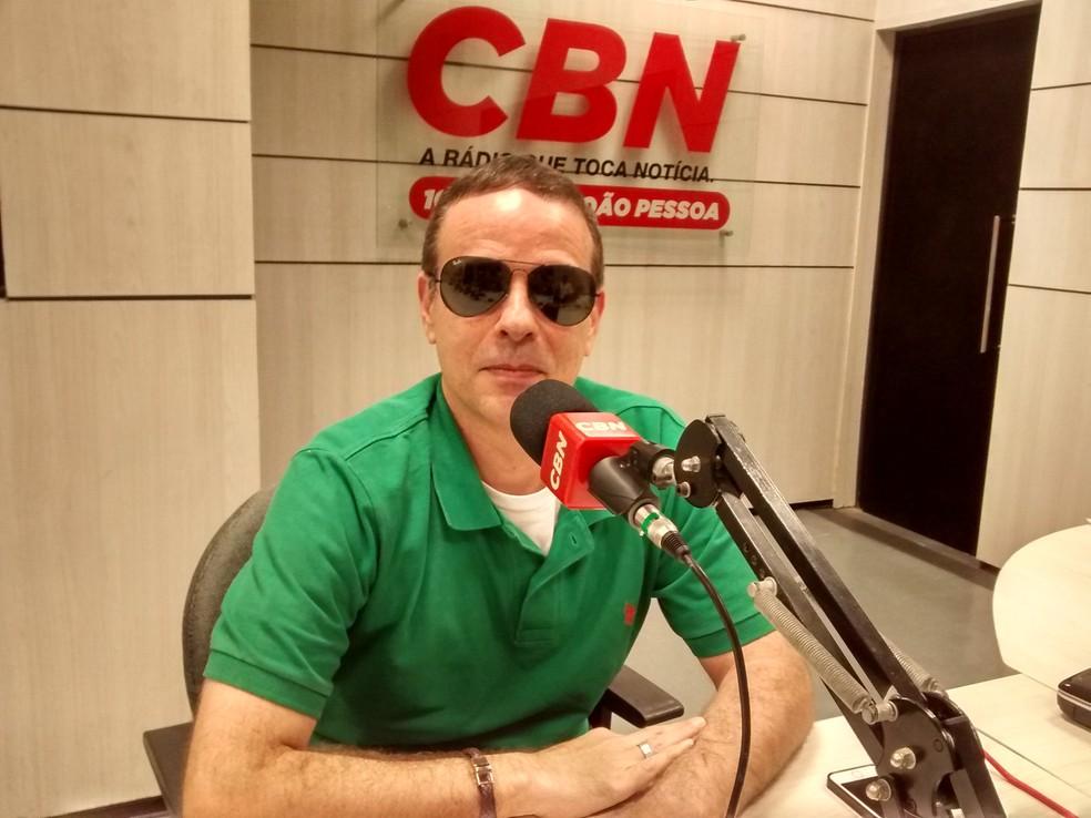 O produtor musical Dudu Braga, filho de Roberto Carlos.  — Foto: Divulgação