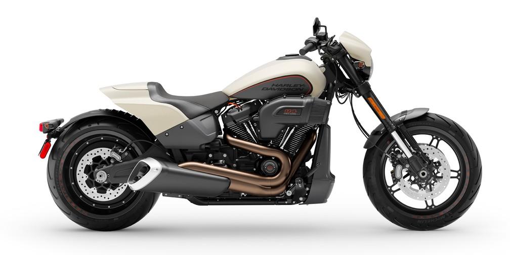 Harley-Davidson FXDR (Foto: Harley-Davidson/Divulgação)