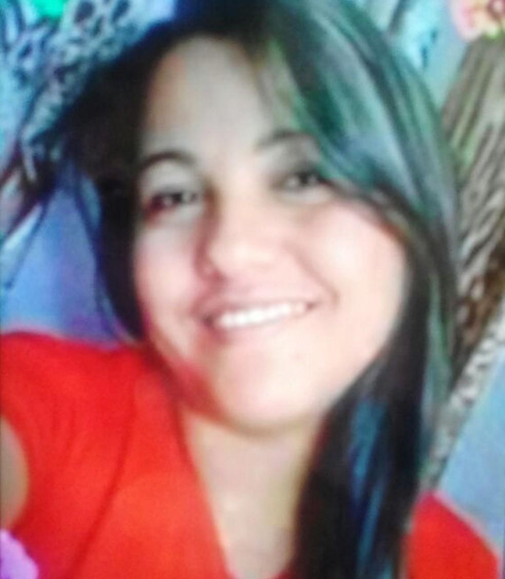 Rosivânia Maria da Silva tinha 36 anos (Foto: Arquivo da Família)