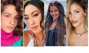 No mês do orgulho LGBTQIA+, Nanda Costa, Ana Hikari, Gabriela Loran e Vitória Strada são algumas das atrizes a falar sobre o assunto | Reprodução