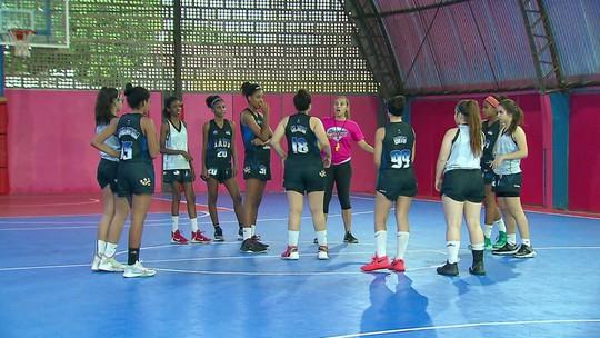 Projeto social da ex-jogadora de basquete Adrianinha promove a inclusão através do esporte