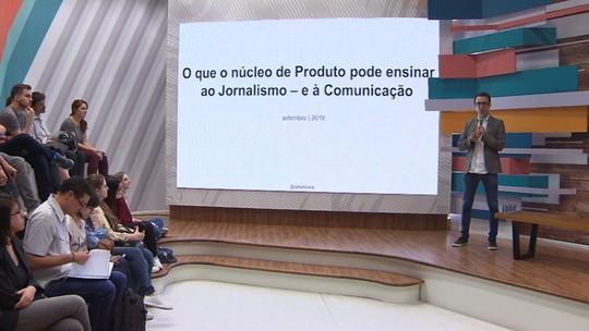 Supervisor executivo de produtos do Globo Esporte participou do Roda Aí desta terça (5)