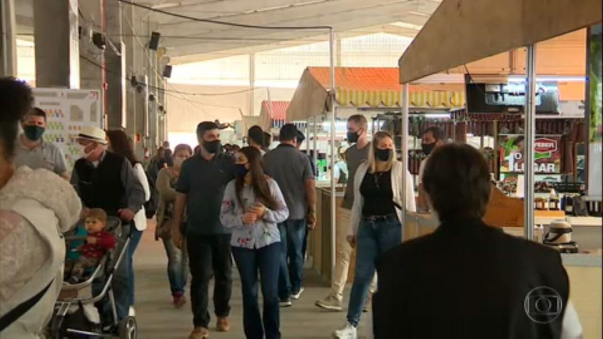 Uma das maiores feiras do agro, Expointer retoma com presença do público