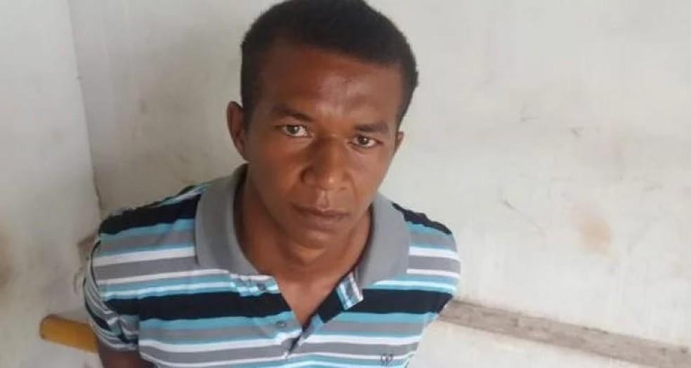 Rafael Ferreira Lima será transferido para a penitenciária do Piauí, onde terminará de cumprir a pena por ter matado uma professora em Esperantina, no Piauí — Foto: Divulgação/Polícia