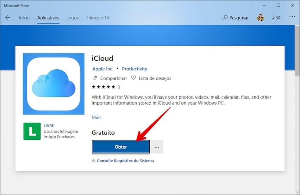 App do iCloud para Windows 10: veja como baixar e usar no PC