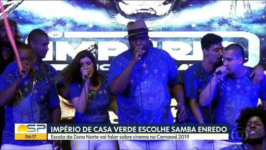 Império de Casa Verde: veja a letra do samba-enredo do carnaval 2019 em SP