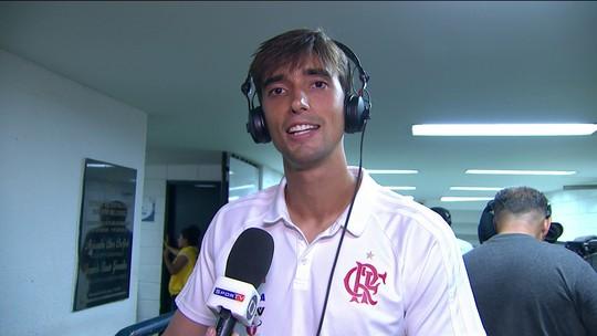 Decisivo contra o Junior Barraquilla, César só soube que iria jogar na preleção
