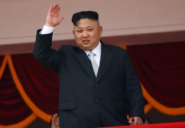 Kim Jong-Un, líder norte-coreano (Foto: Damir Sagolj/File Photo/Reuters)