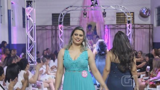 Concurso de miss em presídio tenta resgatar autoestima de mulheres presas por tráfico: 'Me senti valorizada'