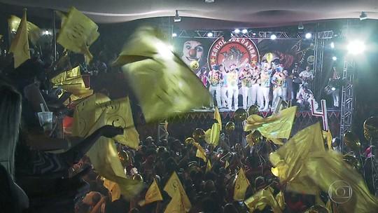 Dragões da Real define samba-enredo para o carnaval 2020