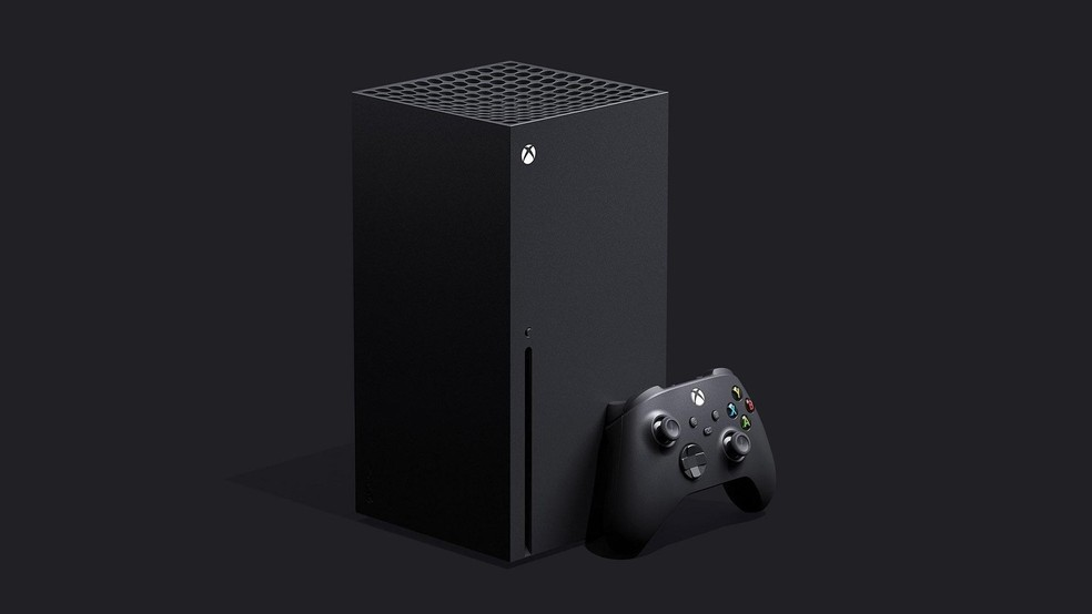 Xbox Series X tem processador mais rápido — Foto: Divulgação/Microsoft