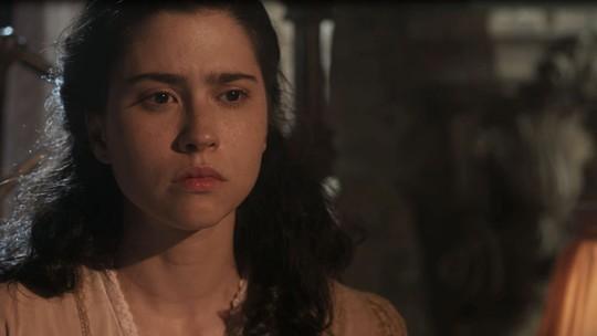Tereza confessa que se entregou a Fernão em 'Tempo de Amar'