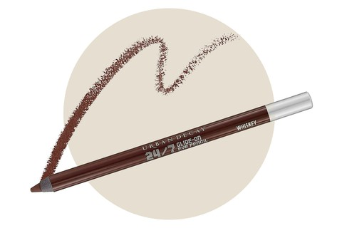 24/7 Glide-On Eye Pencils na cor Whiskey, Urban Decay (R$ 115)