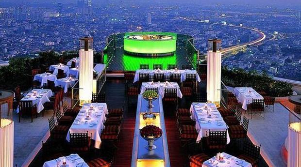 Sky Bar, Bangkok (Foto: Reprodução/Facebook/Sky Bar Bangkok)