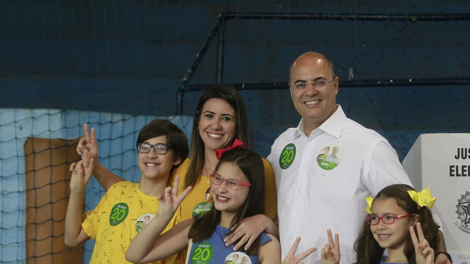 1d68a3f8db Resultado da apuração do 2º turno das Eleições 2018 - Rio de Janeiro ...