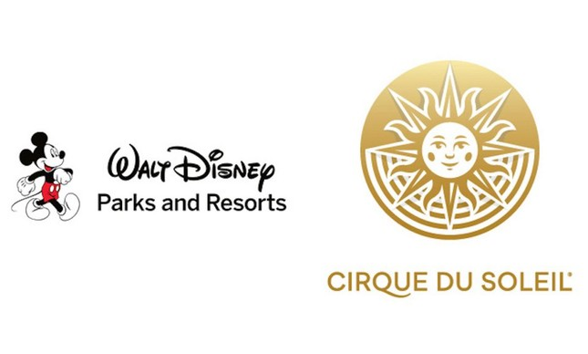 Novo show Disney & Cirque Du Soleil