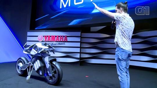 Yamaha aposta até em moto de 3 rodas, mas não traz aguardada Ténéré 700 ao Salão Duas Rodas