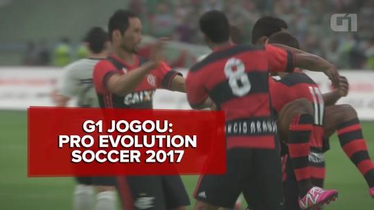 CBF organiza Brasileirão de 'PES 2017'